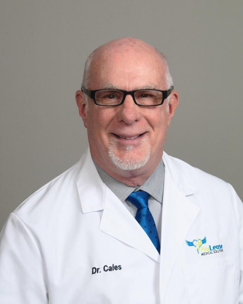Dr. Cales M.D. (Medical Director)